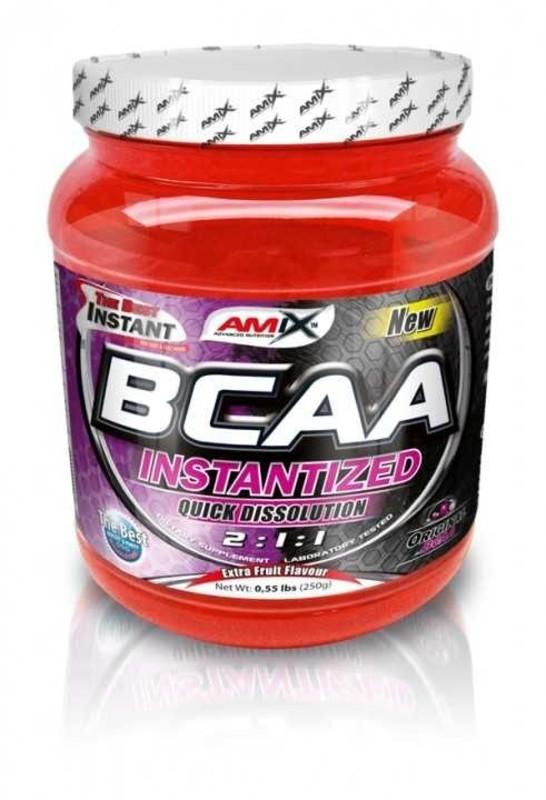 Amix BCAA Instantized Powder 2:1:1, 250g