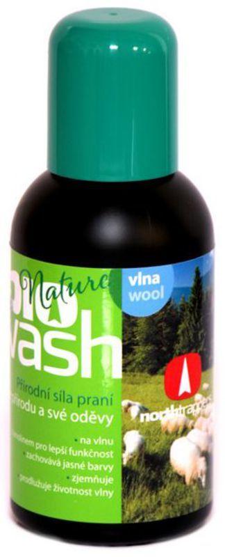 Biowash Gél na vlnu z mydlových orechov 250 ml