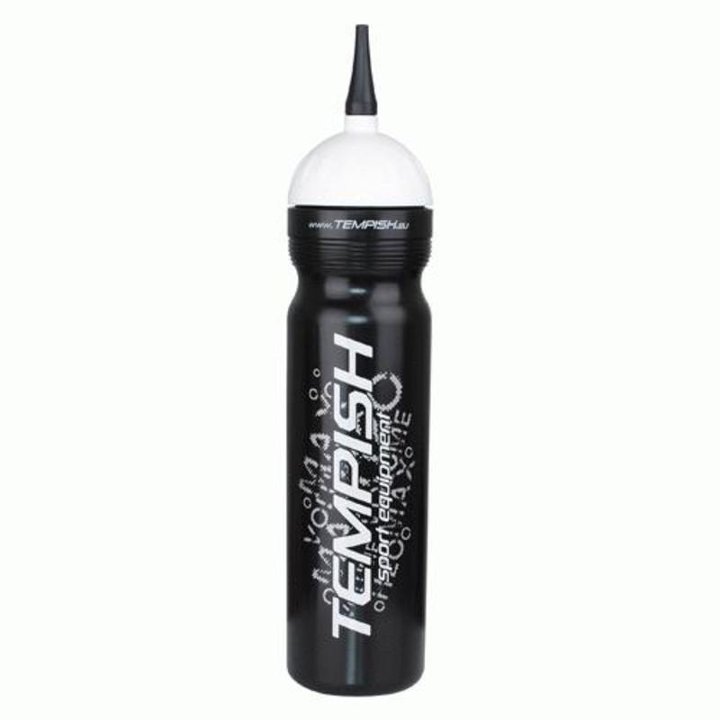 Športové fľaša Tempish BIDON 1l sa zátkou a hubicou