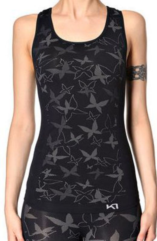 Tielko Kari Traa BUTTERFLY TOP II Black