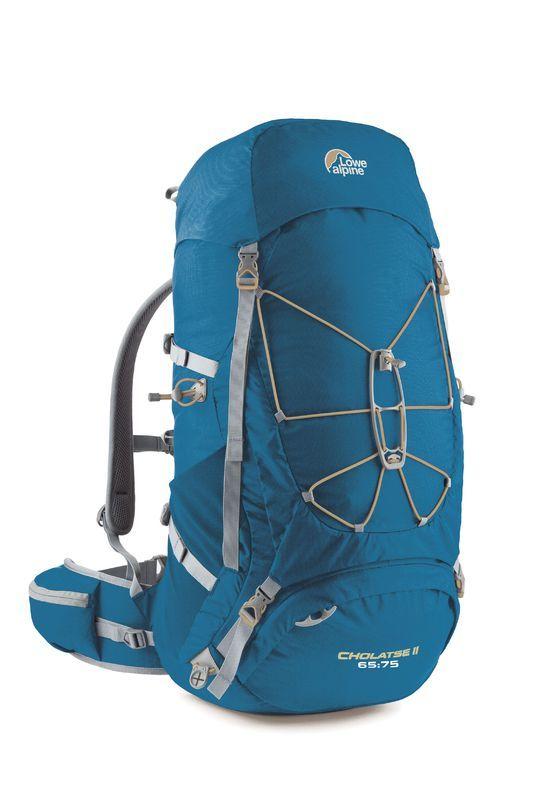 Batoh Lowe alpine Cholatse II 65:75 Denim blue