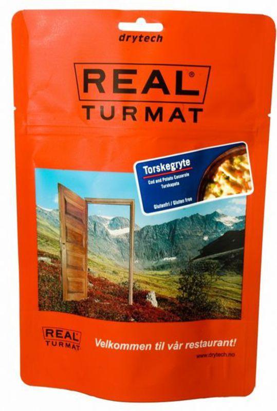 Real Turmat Treska na smotane s zemiakmi, 108 g