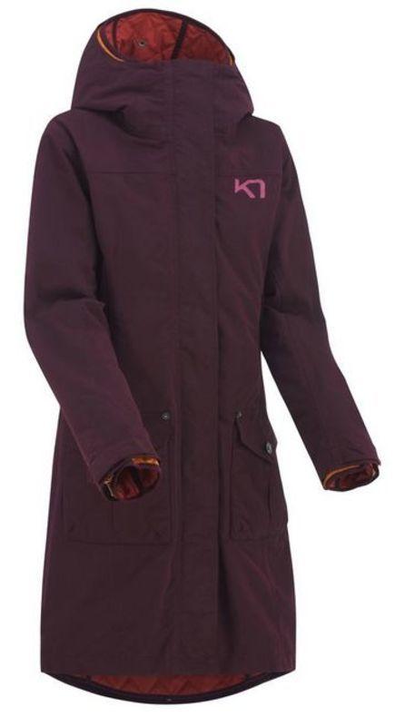 Dámsky kabát 3 v 1 Kari Traa Dalane Jam XS