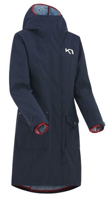 Dámsky kabát 3 v 1 Kari Traa Dalane Naval XS