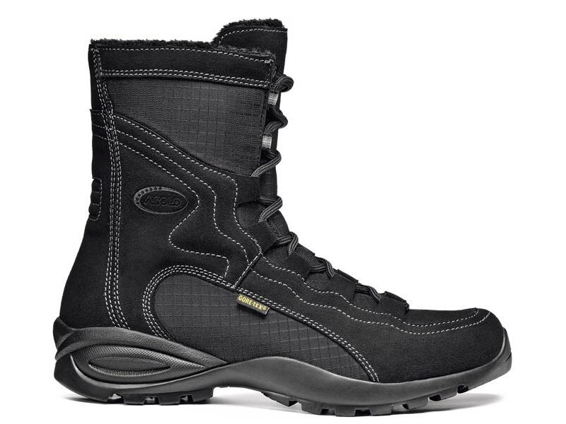 Topánky Asolo Demetra GV A388 čierna