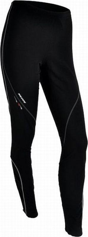 Dámske elastické nohavice Silvini Movenza WP55 black