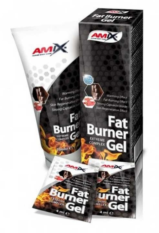 Amix Fat Burner Gél Men 200ml