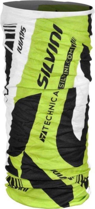 Nákrčník Silvini Motivo UA508 green