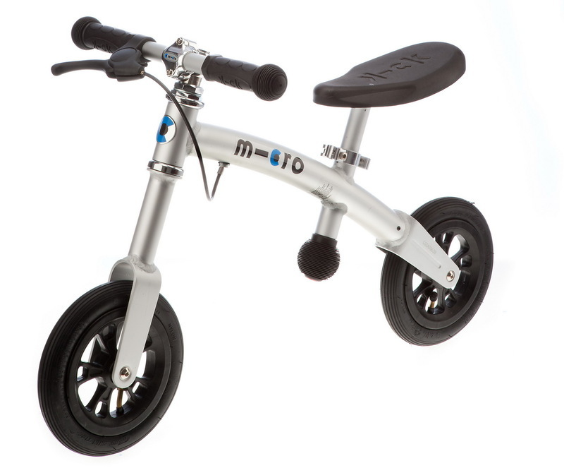Odrážadlo Micro G-Bike+ AIR Wheels GB0006