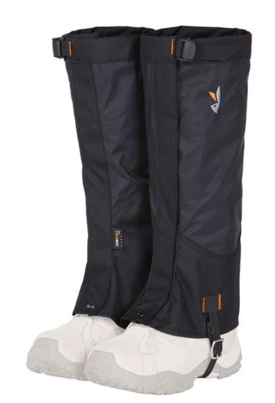 Návleky Zajo Gaiter Exped Black XL