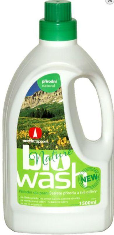 Biowash Gél z mydlových orechov 1,5 l
