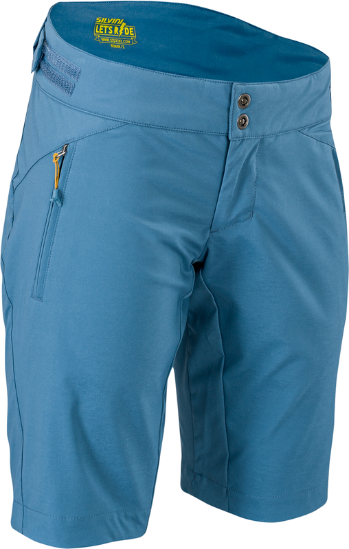 Dámske MTB kraťasy Silvini Patria WP1627 blue