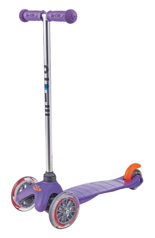 Kolobežka Mini Micro Purple
