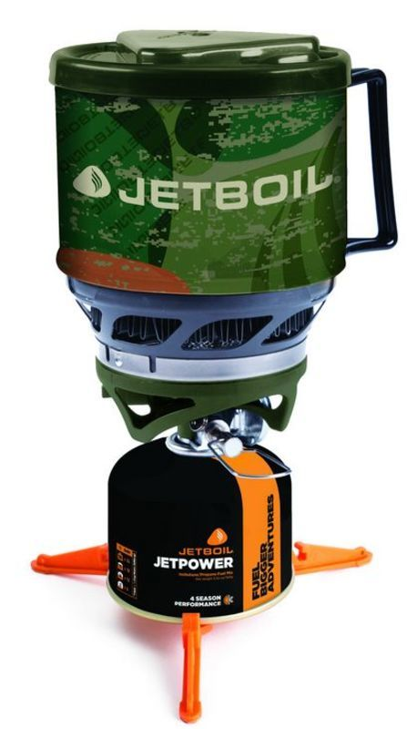 Varič Jetboil MiniMo JetCam