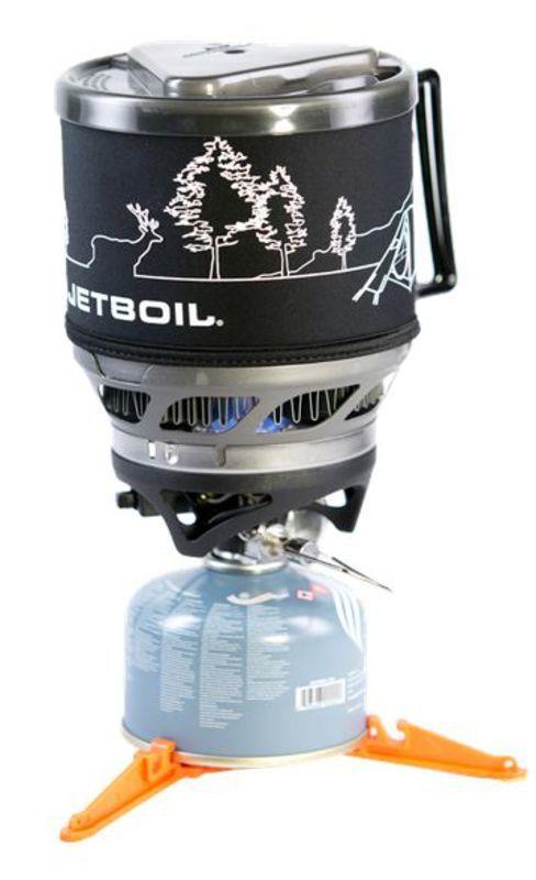 Varič Jetboil MiniMo carbon