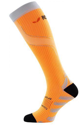 Kompresný podkolienky ROYAL BAY® Neon Orange 2099