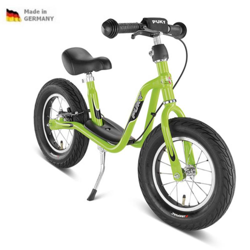 Odrážadlo s brzdou PUKY Learner Bike XL LR XL kivi zelené Puky 4048