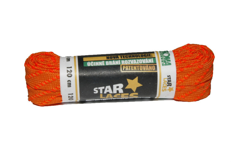 Šnúrky STAR LACES FASHION 140cm