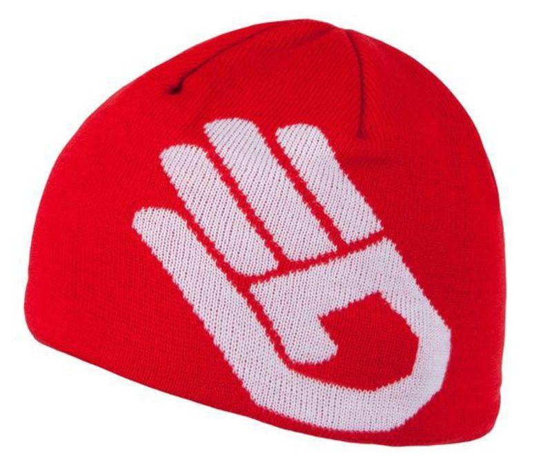 Čiapky Sensor Hand 16200185 červená