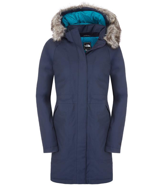 Kabát The North Face W ARCTIC PARKA CMH3H2G XS