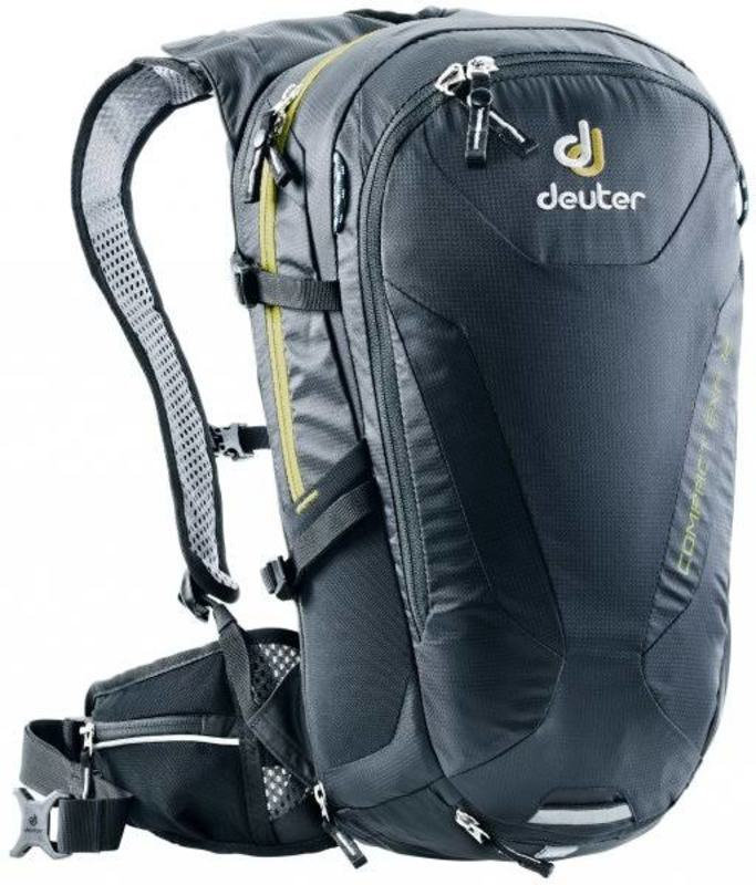 Batoh Deuter Compact exp 12 Black
