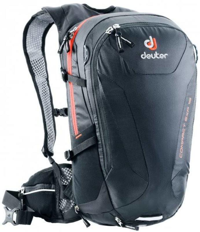Batoh Deuter Compact exp 16 Black