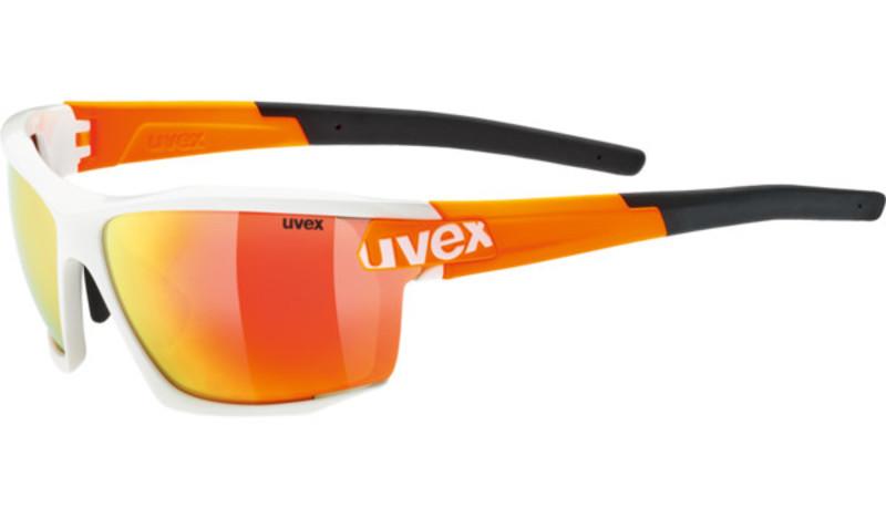 b72146a14 Športové okuliare Uvex Sportstyle 113, White Orange (8316)