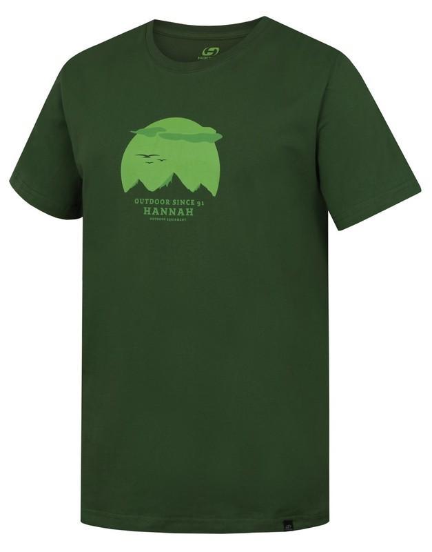 Tričko HANNAH Rondon treetop M