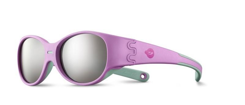 Slnečný okuliare Julbo DOMINO SP4 BABY pink / blue mint