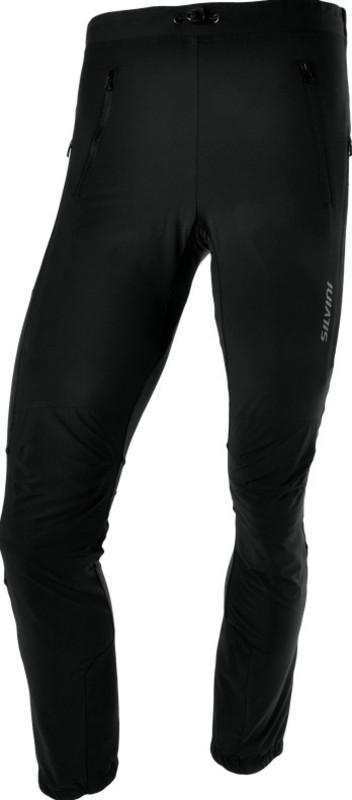 Skialpové nohavice Silvini SORACTE UP909 black XS