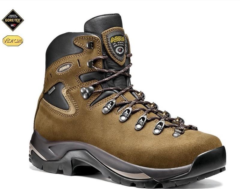 Topánky Asolo TPS 200 GV MM walnut/601