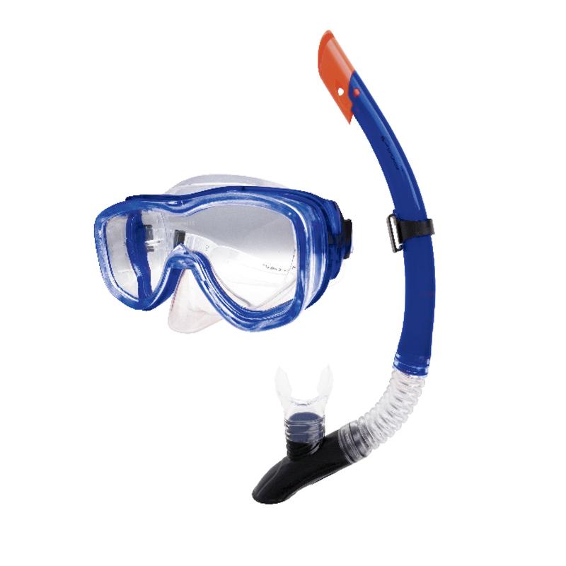Potápačská sada Spokey CEFEUSZ modrá