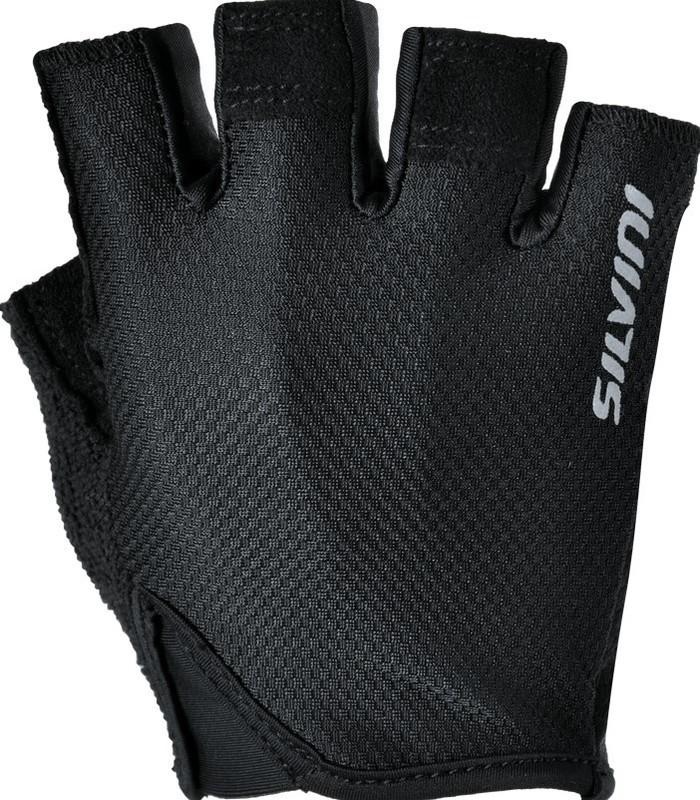 Pánske rukavice Silvini GRUE MA1007 black M