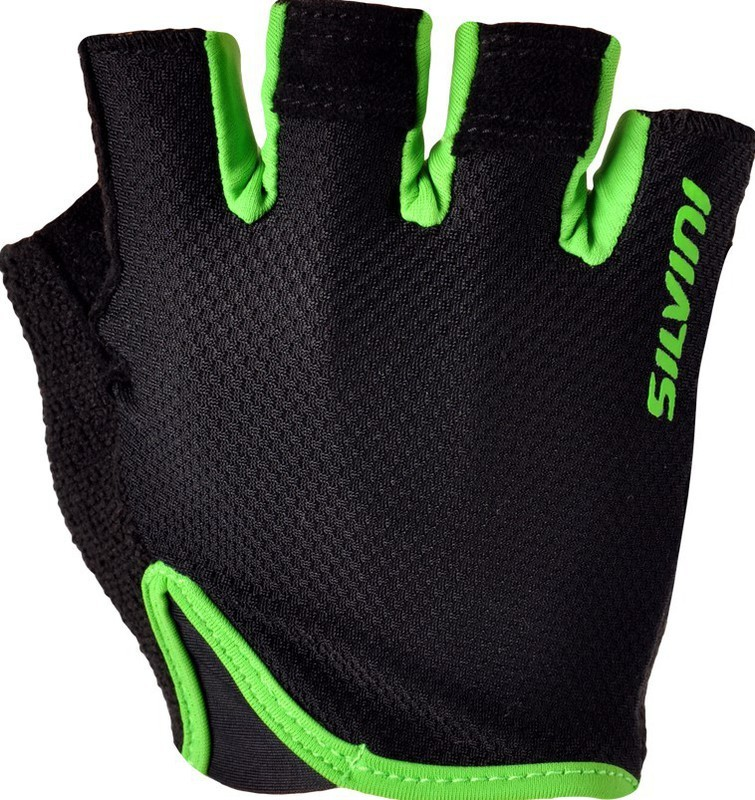 Pánske rukavice Silvini GRUE MA1007 black-forest L
