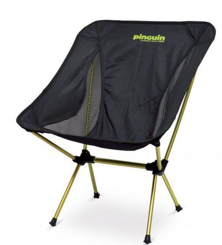 stolička Pinguin Pocket Chair Black