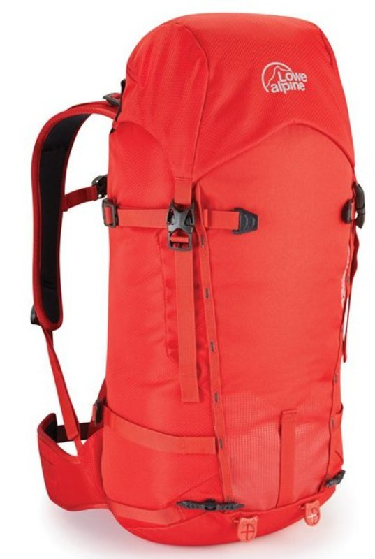 Batoh Lowe alpine Peak Ascent 42 haute red  hr
