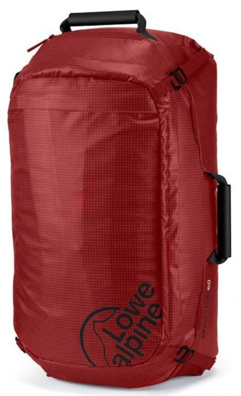 Taška Lowe Alpine AT Kit Bag 60 pepper red / black / pr