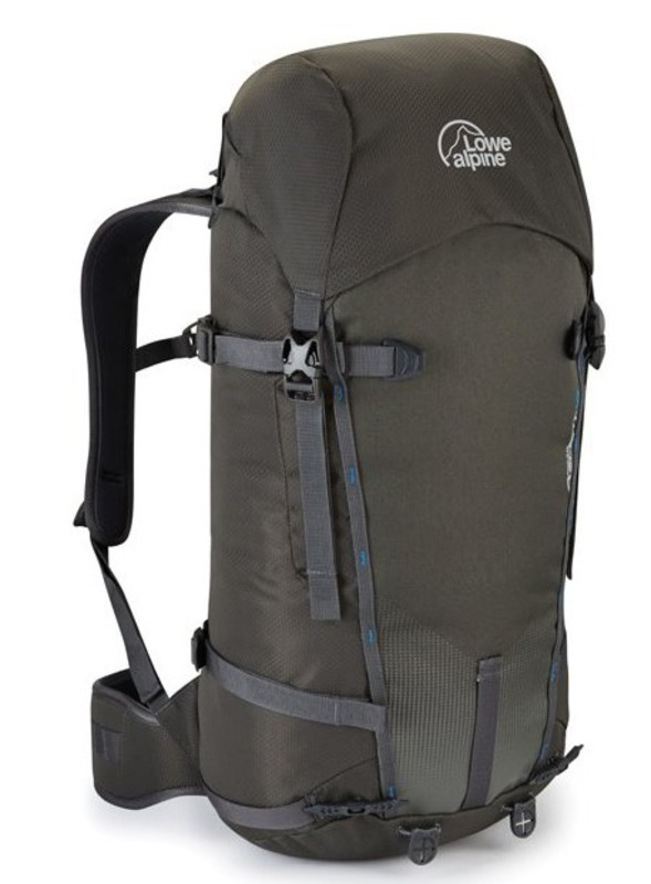 Batoh Lowe alpine Peak Ascent 42 magnetite  mt