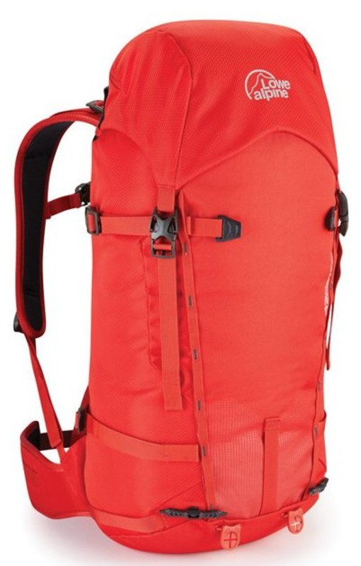 Batoh Lowe alpine Peak Ascent 32 haute red  hr