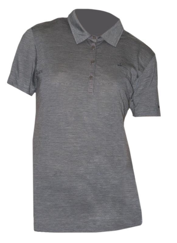 Dámske triko Schöffel Polo Manali 20-11672-9007 čierne 38