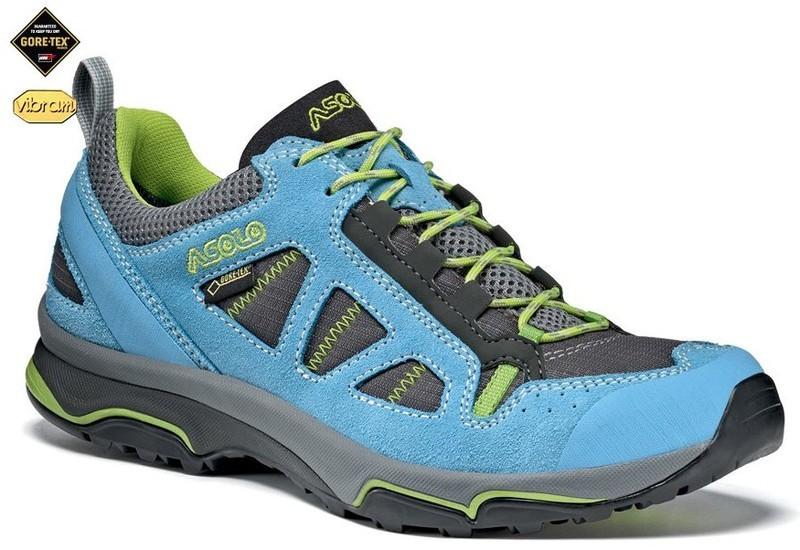 Topánky Asolo Megaton GV ML azure/graphite/A137
