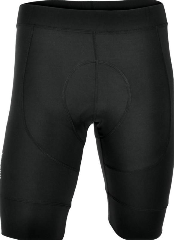 Pánske cyklistické nohavice Silvini SANGROTE MP1027 black