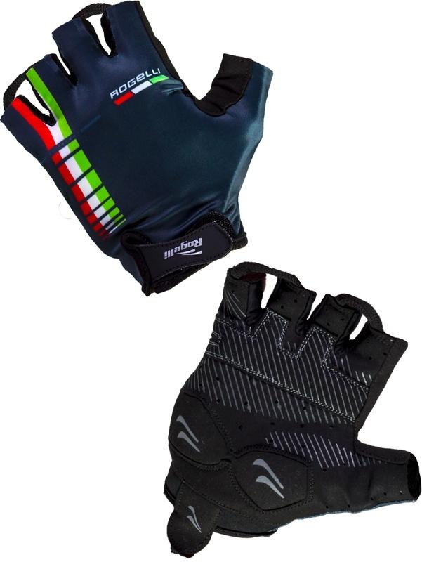 Cyklistické rukavice Rogelli TEAM 2.0 006.958 S
