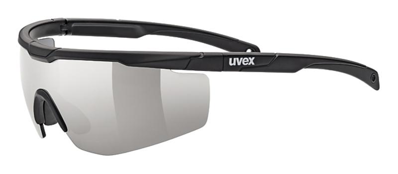 Športové okuliare Uvex SPORTSTYLE 117 Black Mat (2216)