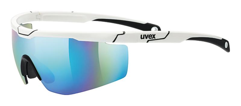 Športové okuliare Uvex SPORTSTYLE 117 White (8816)