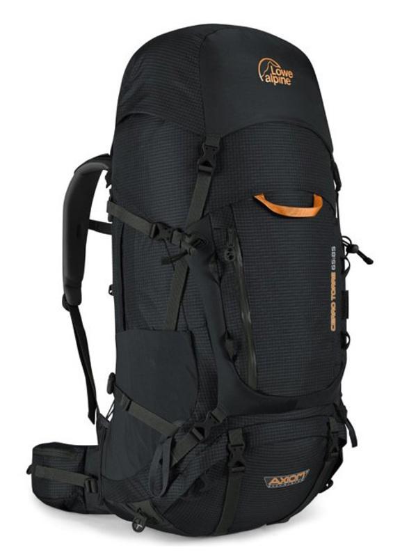 Batoh Lowe Alpine Axiom 7 Cerro Torre 65:85 black / bl NEW