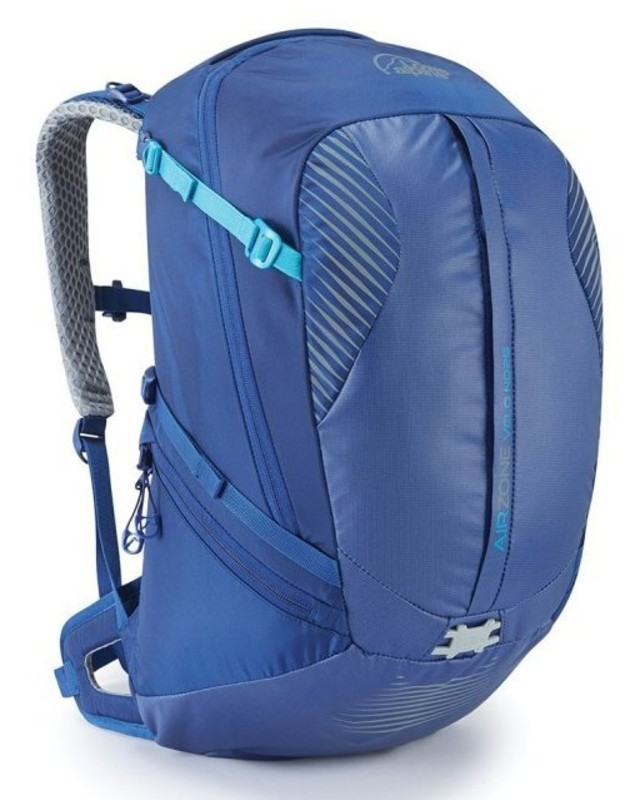 Batoh Lowe Alpine AirZone Velo ND 25 blue print / bp