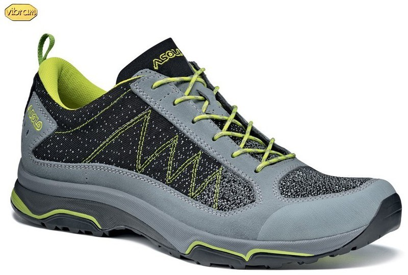 Topánky Asolo Fury MM cloudy grey/black/A146