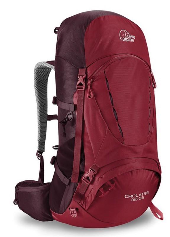 Batoh Lowe Alpine Cholatse ND 35 rio red / rr