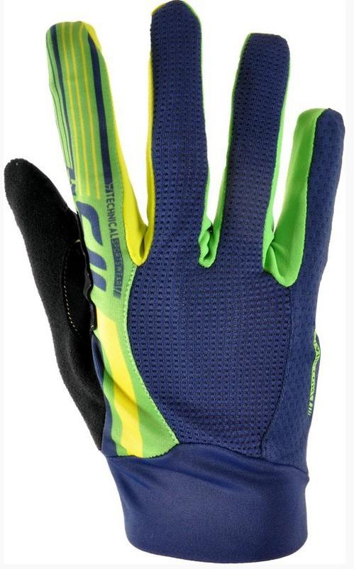 Pánske rukavice Silvini GATTOLA MA1019 navy-forest L
